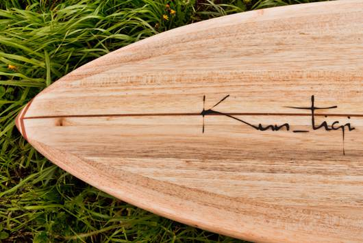 Balsa Holz Surfboards by Kun_Tiqi
